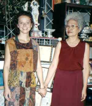Lek and Janice 1997